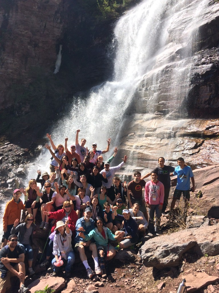 Week2_Students_Bear_Creak_Falls
